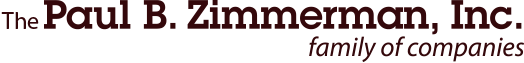 Paul B. Zimmerman Inc. logo